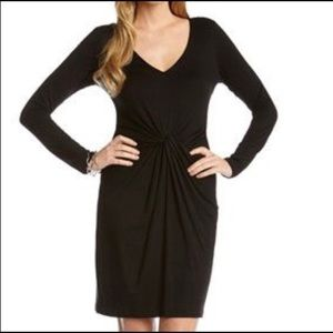 12fbfaf37362 Karen Kane Dresses - Karen Kane Black Ruched Dress - Size M